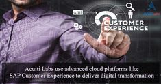 Acuiti Labs - UK based Digital Transformation Company, proud SAP Silver Partner and one of the best Technology & Business Consulting firm in London. Consulting Firms, Digital Strategy, Customer Experience, Labs, Scale, Challenges, Technology, Business, Ideas