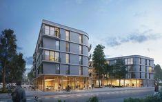 Frankfurter Wettbewerb für bezahlbares Wohnen entschieden / Wohnen für Alle - Architektur und Architekten - News / Meldungen / Nachrichten - BauNetz.de