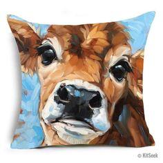 Adorable & Unique Animal Print Cushion Covers
