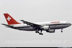 Swissair Airbus A310