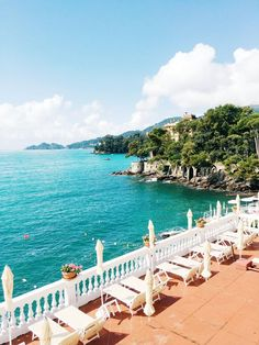 the view from rapallo italy | tips for traveling the italian riviera from coco kelley