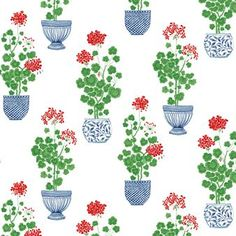 The wonderful Elin fabric from Sandberg has a floral pattern with a country life feeling. The geraniums feel very nostalgic and with this fabric you immediately get a snug and homely feeling. The fabric is made in flax and is a perfect curtain fabric. Fits very well in the kitchen or dining room!