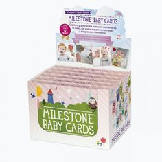 Millestone Baby Cards