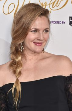 """Drew Barrymore attends the 2016 Children's Hospital Los Angeles """"Once Upon a Time"""" Gala at L.A. Live Event Deck in Los Angeles, California."""
