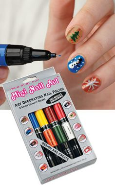 Mini Nail Art Kit