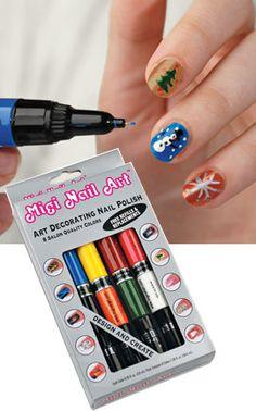 Migi Nail Art Kit - imagine the possibilities!!!