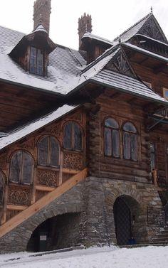 Zakopane Style House
