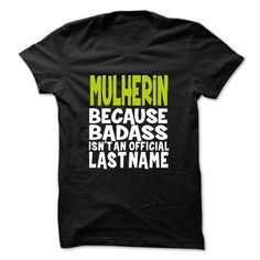 MULHERIN BadAss - #girl tee #sweater diy. SAVE => https://www.sunfrog.com/Valentines/MULHERIN-BadAss.html?68278