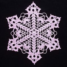 So Far, So Good: Cut-Glass Snowflake Doily