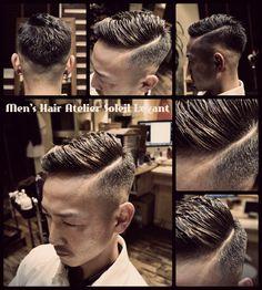 カタログ |【岡山 自由を愛する男性の為のBarBer & Shop】 Men's Hair Atelier Soleil Levant
