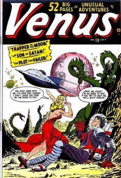 Venus (Volume) - Comic Vine