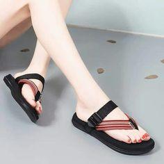 Korean Shoes, Facebook, Sandals, Fashion, Moda, Shoes Sandals, La Mode, Fasion, Sandal