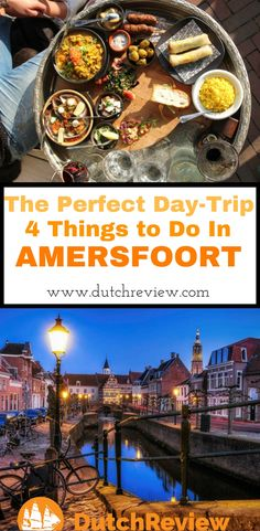 Our guide to the best things to do in Amersfoort, a great day-trip destination in the Netherlands!