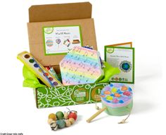 Top Creative Toys for Kids - Whattoexpect.com recommends Green Kid Crafts as one of the top Creative Toys for kids this holiday season!
