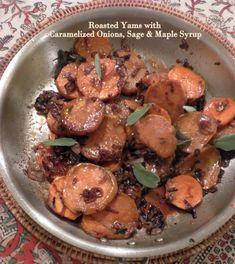 maple onion sweet potatoes