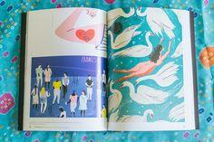 Art Quarterly No 2.2 from Society6 - Design Milk