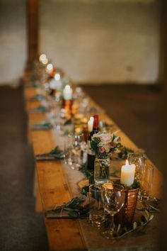 Maggie Sottero for a Fairylight Filled, Rustic and Natural Barn Wedding