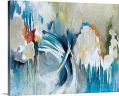 Blue Wall Art | Great Big Canvas