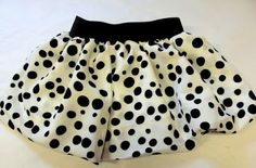 Easiest Skirt Ever - Bubble Skirt Tutorial