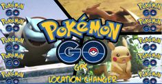 Pokemon GO GPS Location Changer PRO #Pokemon#PokemonGo
