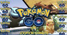 Pokemon GO GPS Location Changer PRO #Pokemon#PokemonGo