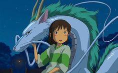 Haku - A viagem de Chihiro (Spirited Away)