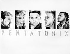 Pentatonix - PTX comic - Esther Kaplan by Raelys-Fenrika on DeviantArt