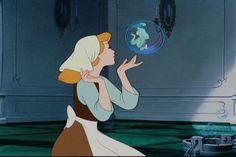 cinderella disney character | Cinderella - walt-disney-characters Photo