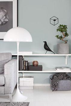 Skandinavisk stil - Add simplicity