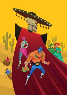 Guacamelee-Indie G Zine by maitaboris on DeviantArt