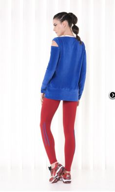 Leggings Are Not Pants, Black Leggings, Daily Look, Blue Tops, Fitness Fashion, Casual Wear, Night Out, Sportswear, Active Wear