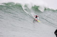 Makua Rothman Wins Billabong Pico Alto Big Wave Event