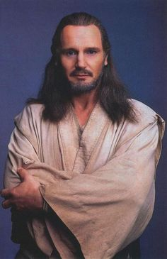 The style of Qui-Gon Jinn, Star Wars