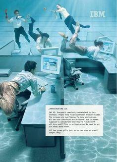 "IBM campaign ""Take Back Control"""