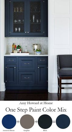 One Step Paint Color Mix #amyhowardathome #color #inspiration #onesteppaint #rescuerestoreredecorate  http://www.amyhowarddaily.com/2015/01/one-step-paint-color-mix.html