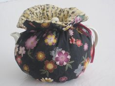 Beautiful Asian Themed Cosy to fit 4 to 6 Cup by CosyKozees, $19.99