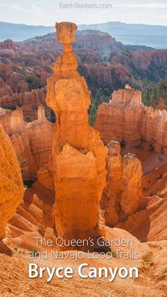 Bryce Canyon Hike Qu