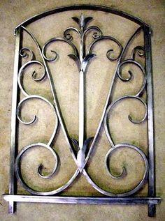 Window metalwork