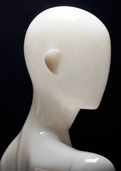 BULB Collection by More Mannequins #FemaleMannequin #translucent #luminescent