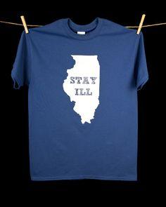 STAY ILL T-shirt