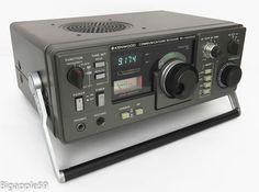 Kenwood R-1000 Shortwave Receiver AM SSB CW Radio  ***BUILT LIKE A BATTLESHIP*** #Kenwood