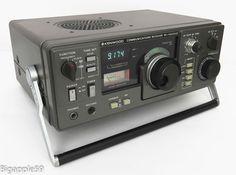 Kenwood R-1000 Shortwave Receiver AM SSB CW Radio  ***BUILT LIKE A BATTLESHIP*** #Kenwood