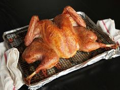 Spatchcocking your turkey—that is, cutting out the backbone and flattening it out before roasting—is the fastest, easiest, most foolproof way to a perfect Thanksgiving dinner.