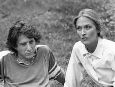 "Dustin Hoffman and Meryl Streep in ""Kramer vs Kramer"""