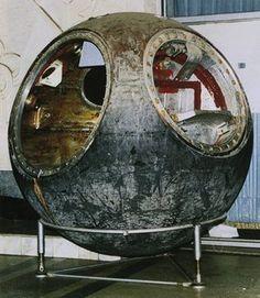 Vostok 3KA-2 space capsule