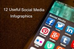 12 Useful Social Media Infographics You Must See