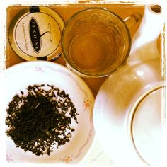 Photo: Tea Time | My Word with Douglas E. Welch