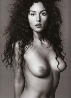 Monica Bellucci by Richard Avedon