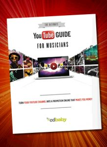 Get Your Free Copy of the Ultimate YouTube Guide for Musicians   DIY Musician