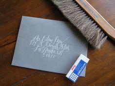Addressing Opaque Envelopes